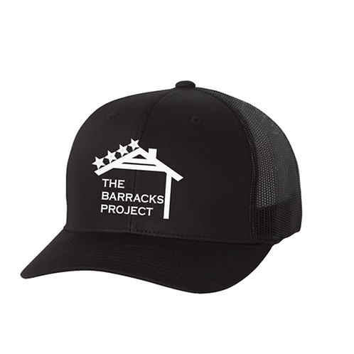 Black TBP Hat