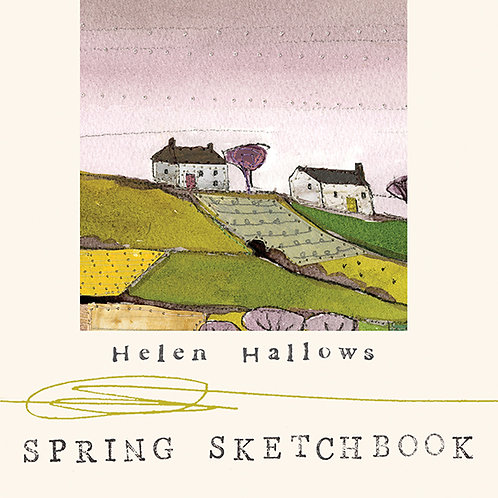 Spring Sketchbook