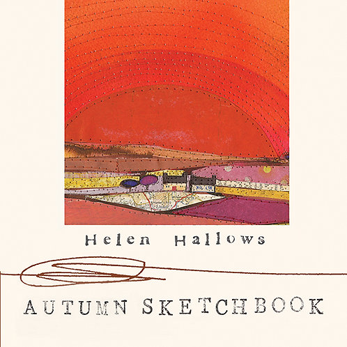 Autumn Sketchbook by Helen Hallows