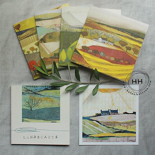 Landscape Sketchbook Bundle