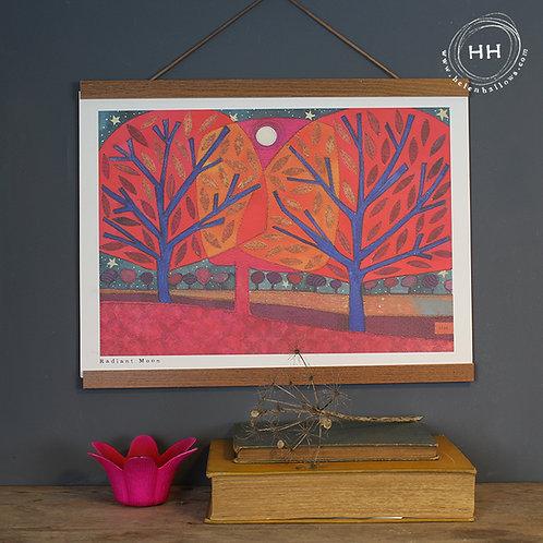 Radiant Moon - Open Edition Print