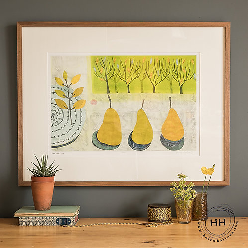 The Orchard - Limited Edition Print