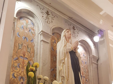 Rosary with Mary