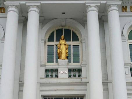 Bookings for Confession & Columbarium Visit