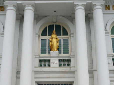 Bookings for Confession, Columbarium Visit & Private Worship (Prayer)