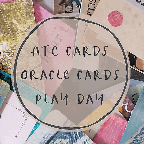 Affirmation & oracle card play day - 4th Feb 2021