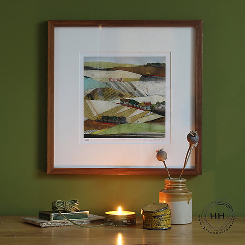 Hill - Limited Edition Print