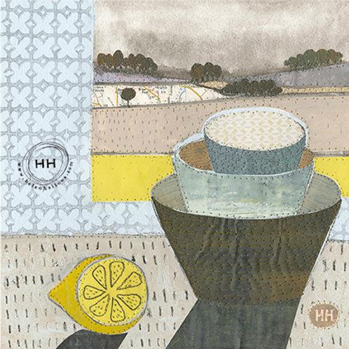 Yellow Field - original
