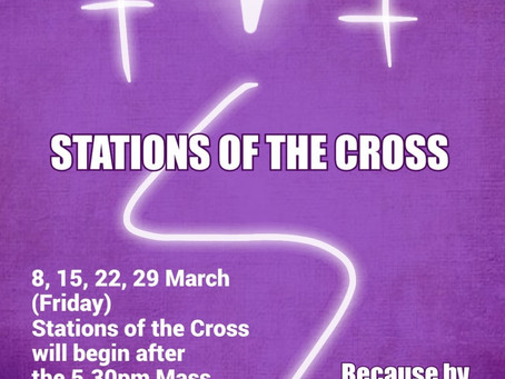Stations of the Cross 2019