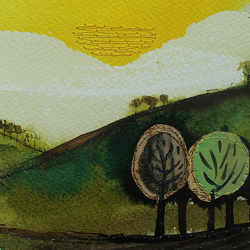 Yellow Sky - original