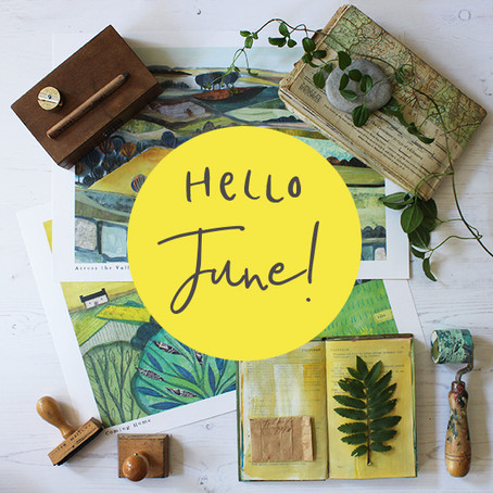 June - What are sketchbooks for?