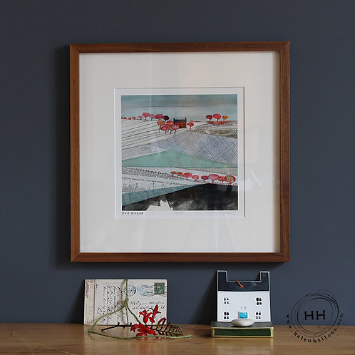 Red House - Limited Edition Print