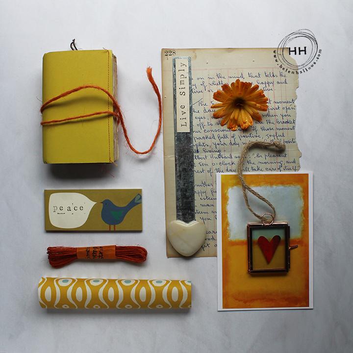 september blog image - peace & love