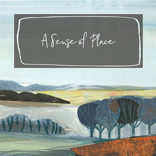 A Sense of Place - Drawing  the landscape July 15th 2021