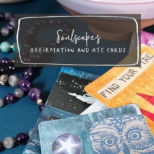Affirmation & ATC card play day - 15th April 2021