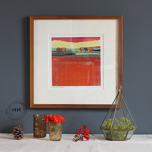 Indian Summer - Limited Edition Print
