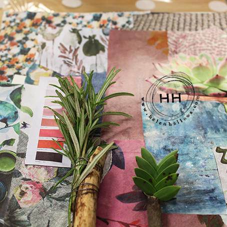 Make Your Mark - mixed media workshop