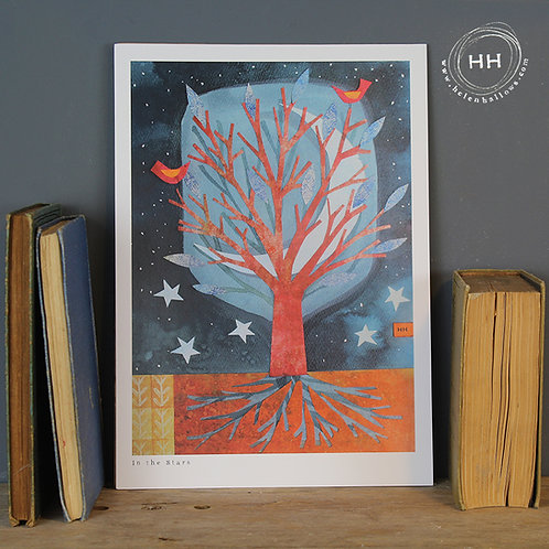 In the Stars- Open Edition Print