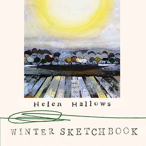 Winter Sketchbook by Helen Hallows