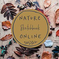 Nature Sketchbook thumb online autumn.jp