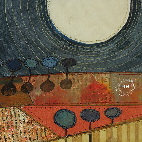 Moon Shadow - Limited Edition Print