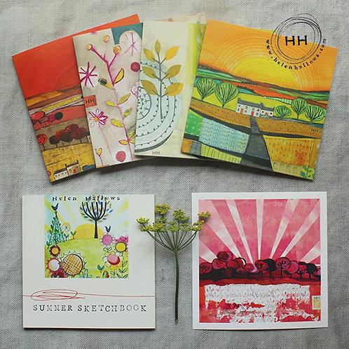 Summer Sketchbook Bundle