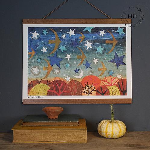 Autumn Moon - Open Edition Print