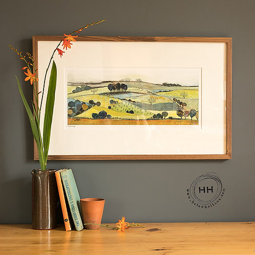 Hilltop- Limited Edition Print