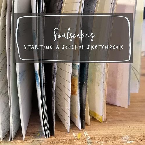 Starting a Soulful Sketchbook - 21st October