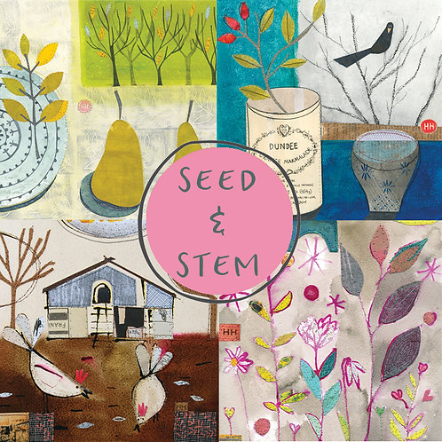 Seed & Stem card pack