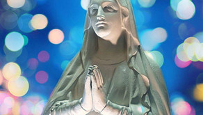 Online Rosary with Mary every 13th of Month