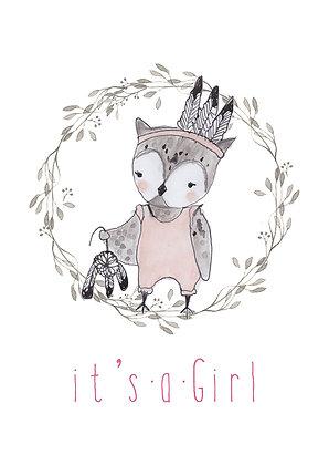 """""""It's a Girl"""""""