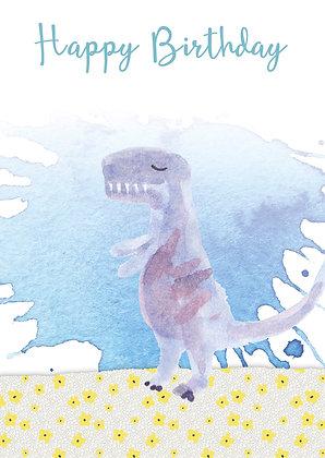 Happy Birthday Dino Rex