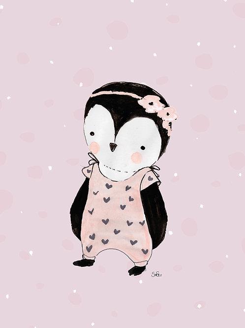 Pingu rosa