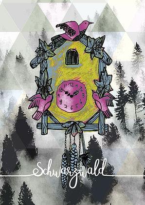 Kuckucksuhr Schwarzwald