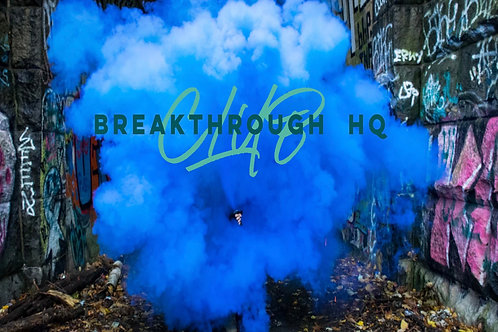 BREAKTHROUGH HQ CLUB