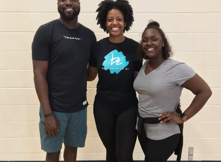 Omar Carter Foundation: Fitness and Fun!