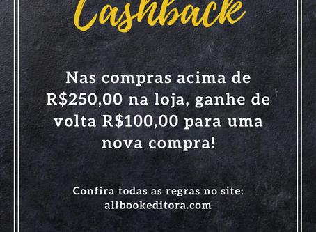 Promoção Cashback