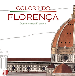Colorindo Florença - capa.png