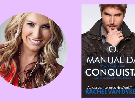 Festival Love Romance: Entrevista com Rachel Van Dyken