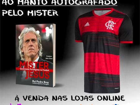 Ação Promocional Mister Jesus – Quebrando Paradigmas no Futebol
