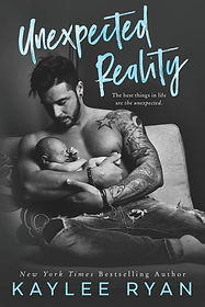Original Cover Unexpected Reality - book