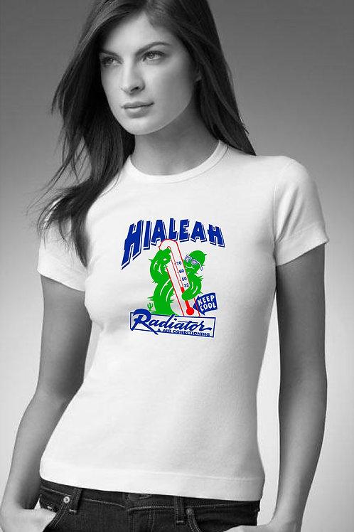Ladies Hialeah Radiator &  Air Cond. Tee