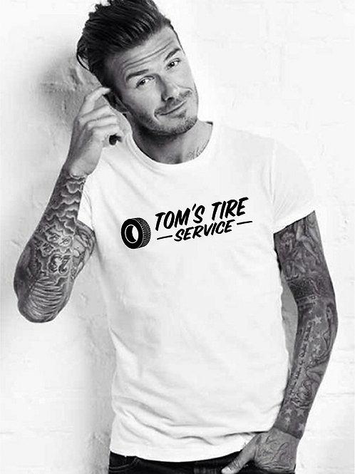 """Tom's Tire"" Tee"
