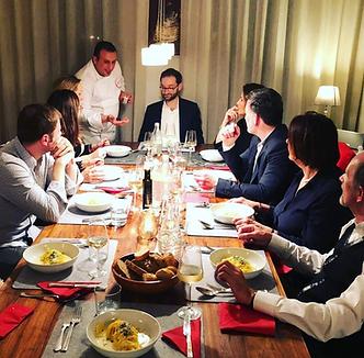 Maltes Dinner