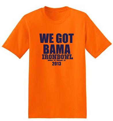 We Got Bama