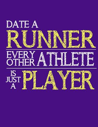 DATE A RUNNER - WOMENS