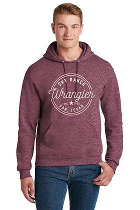 Heathered Maroon Sweatshirt