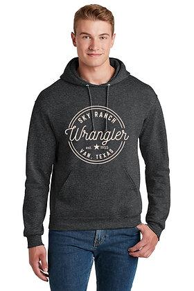 Heathered Black Sweatshirt