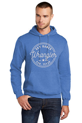 Heathered Royal Sweatshirt